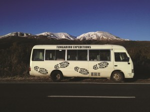 tongariro crossing shuttle